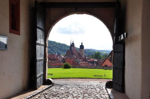Altstadt von Schmalkalden