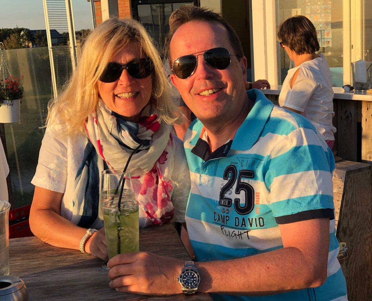 Isabell und Bernd Schorner