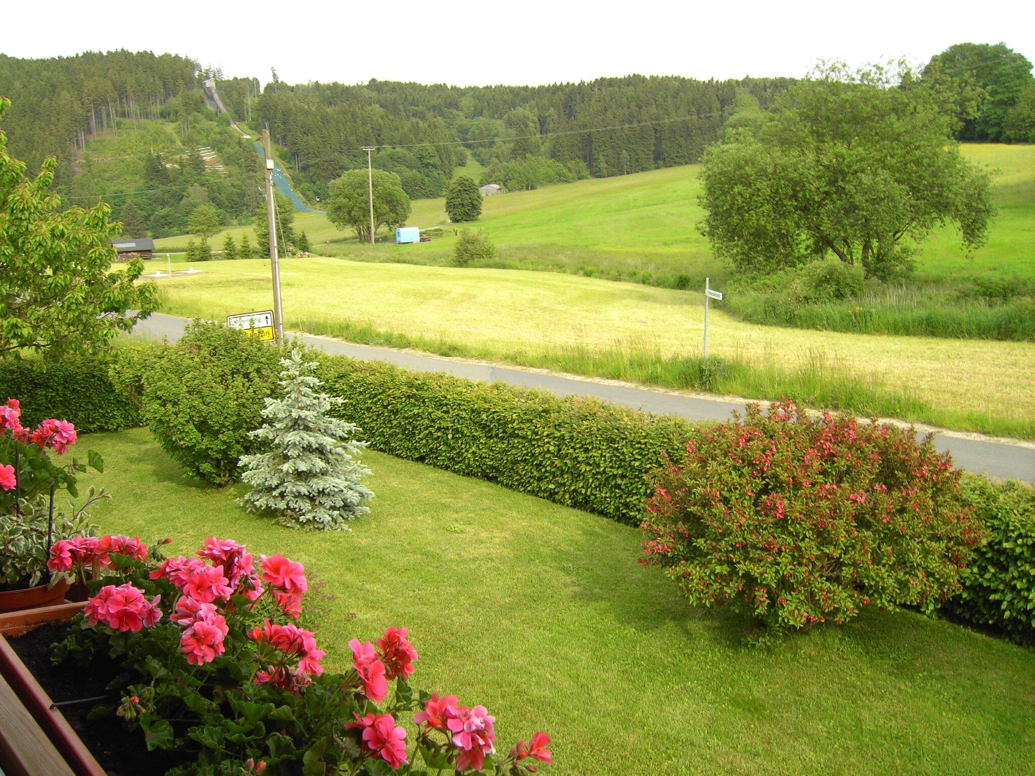 Unser Heidegarten