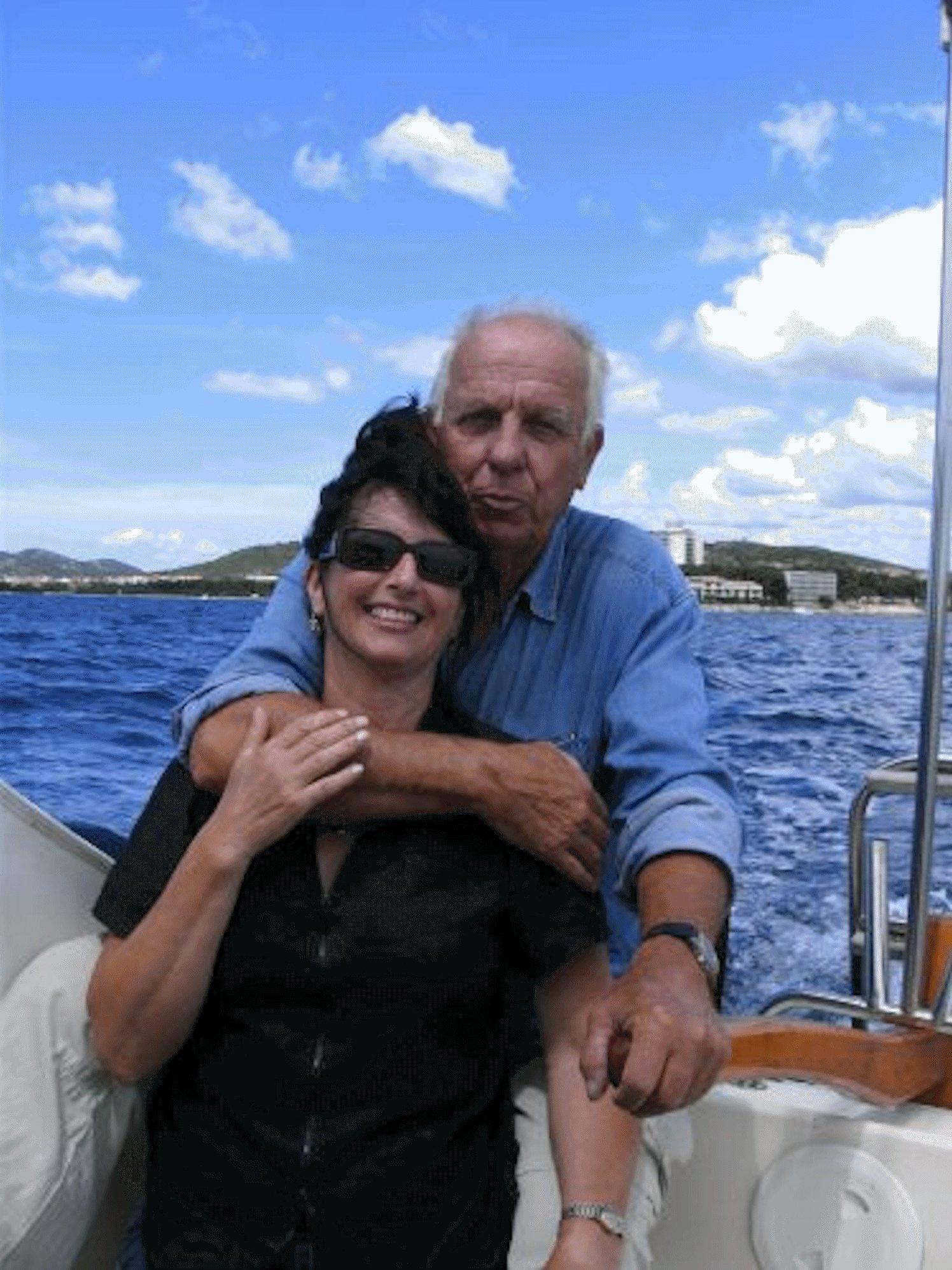 Die Familie Jadranka und Hans Gierlich stellt sich vor
