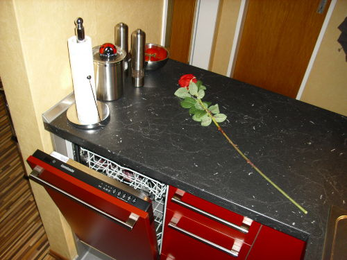 Küche inkl. 45er Spülmaschine !