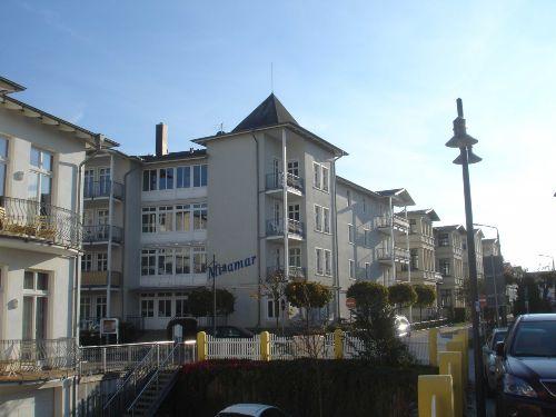 Das 4*-Apartmenthaus, 50 m² zum Strand