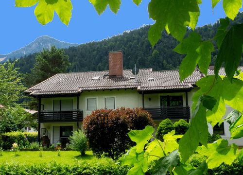 Umgebung von Ferienwohnung Giehrl