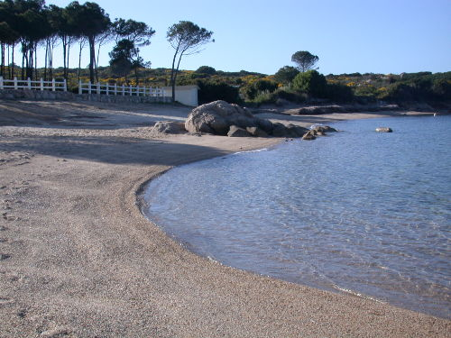 Strand von Conca Verde