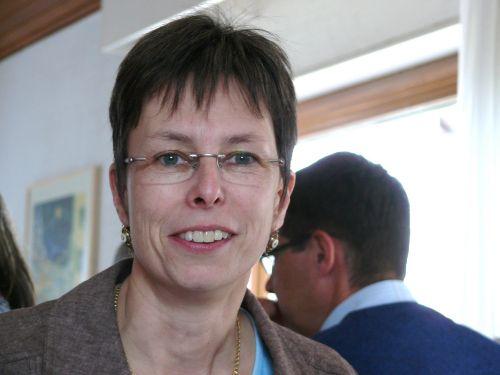 Ihre Gastgeberin Anne K�hr
