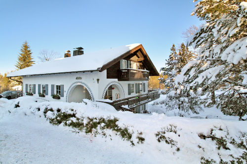 G�stehaus Michaela im Winter