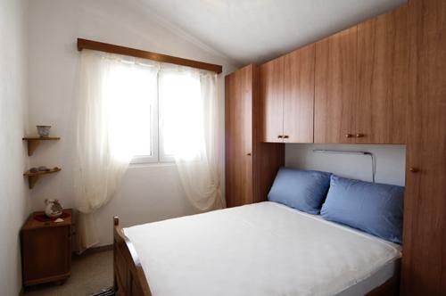 Schlafzimmer zum Meer