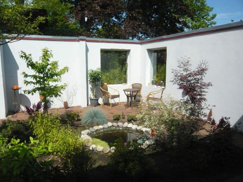 Guest House Mellenberg Atriumgarten