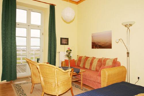 Wohnung 3 - Sitzecke