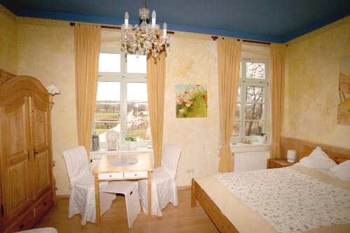 Wohnung 7 - Wohn-und Schlafbereich