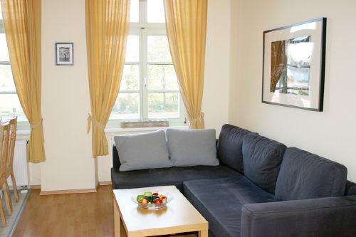 Wohnung 2 - Sitzecke