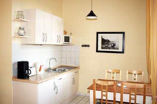 Wohnung 2 - Küche
