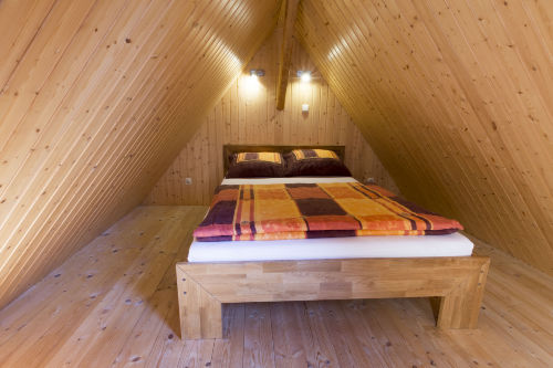 Spitzboden 2 Schlafmöglichkeiten