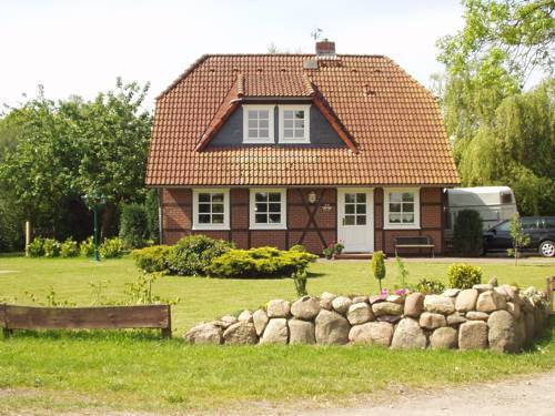 Ferienhaus Karwitz - Eingang