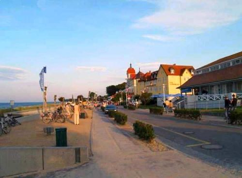 Strandpromenade K�hlungsborn-West