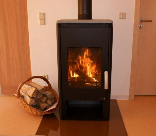 gemtlicher Kamin