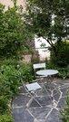 Sitzplatz am Bach