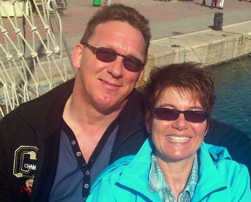 Michael und Britta Davids
