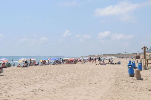 Strand Sommer 11