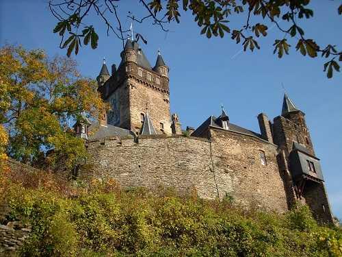 Burgen an Rhein und Mosel