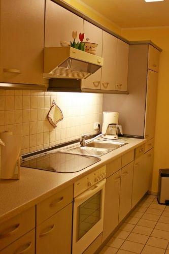 Küche (Wohnung Carina)