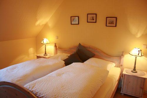 Schlafzimmer 1 (Wohnung Jan-Peter)