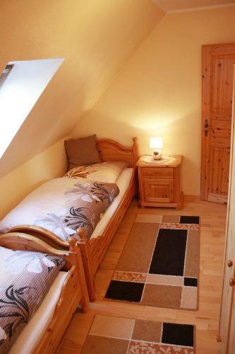 Schlafzimmer 2 (Wohnung Jan-Peter)