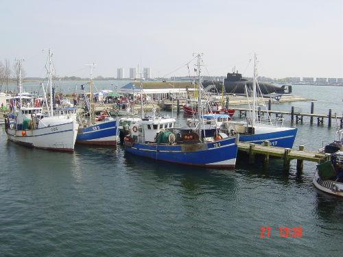 Hafen von Burgstaaken