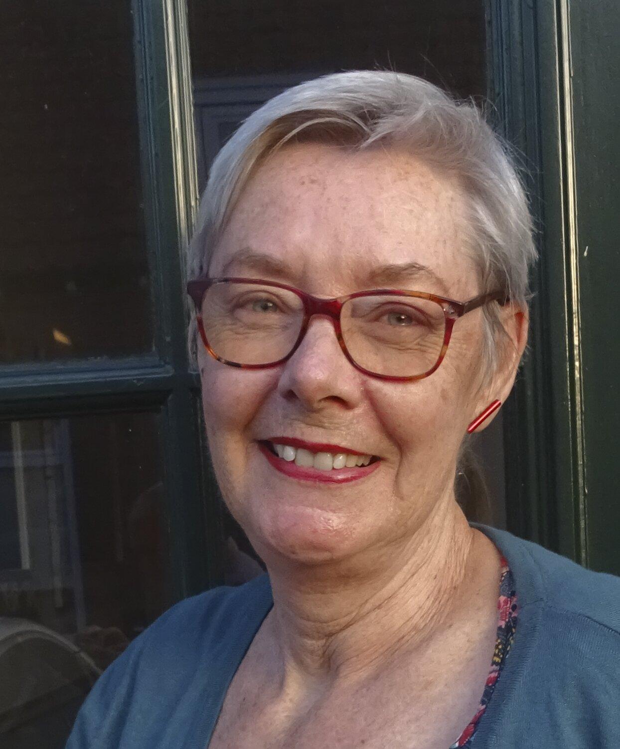 Ihre Gastfrau Rineke Roelse