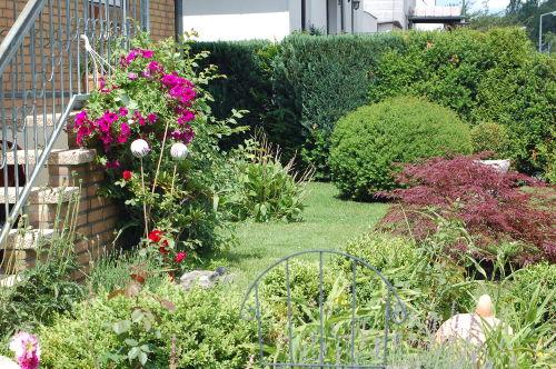 Eingang- Garten