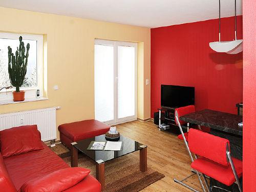 Ferienwohnung 7.2 (Wohnzimmer)