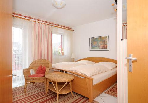Ferienwohnung 4.3 (Schlafzimmer)