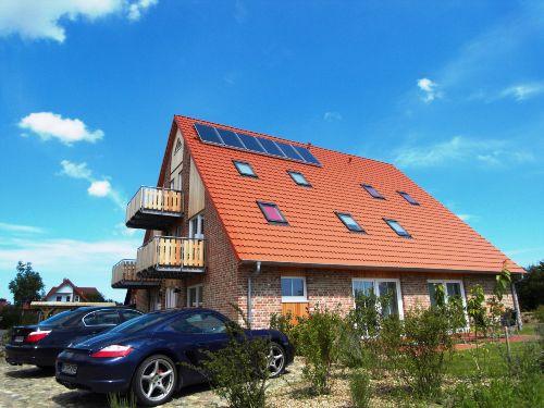 Ansicht Haus nahe Südstrand mit 7 Fewo
