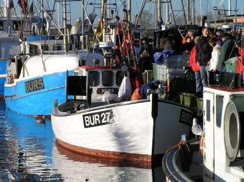 Fischereihafen Burgstaaken