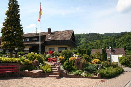 Ferienhaus Panorama 2 mit Häldelebrunnen