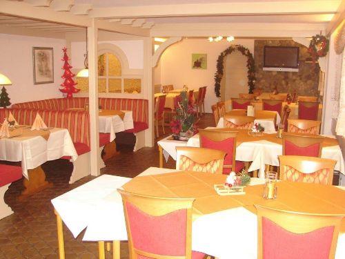 Unser schönes Restaurant