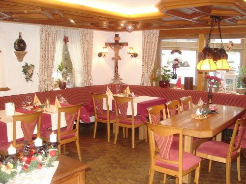 Restaurant mit Stammtisch