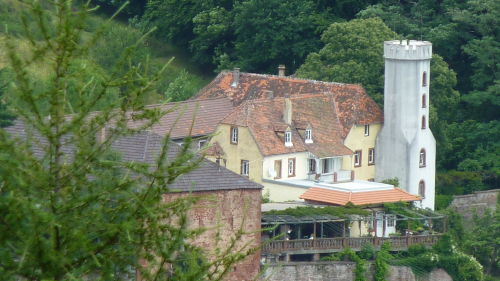 Slevogthof bei Leinsweiler