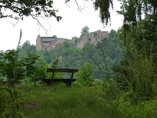 Madenburg bei Eschbach