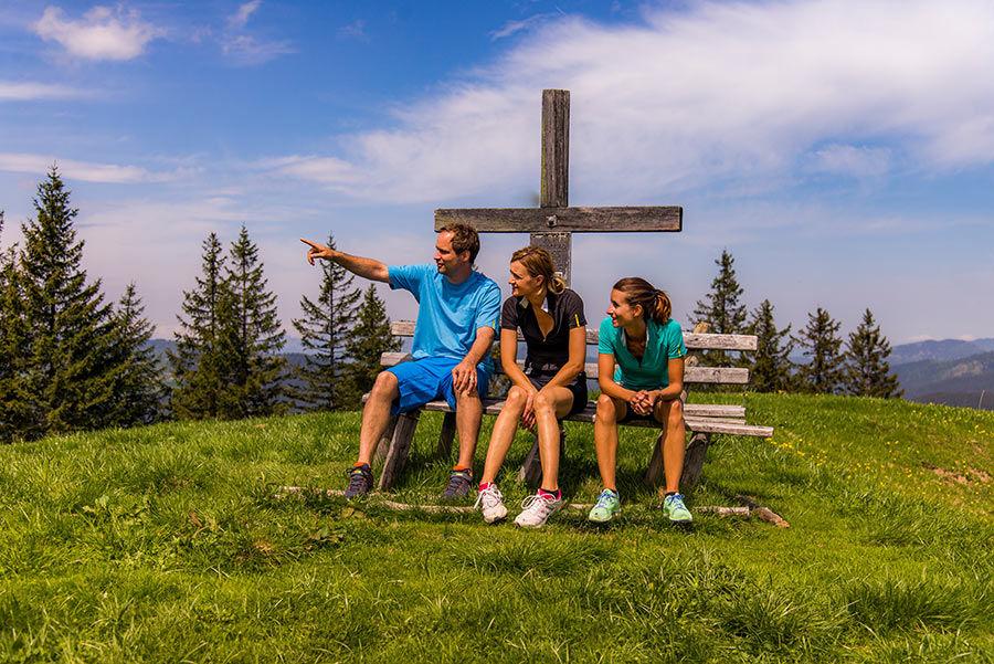 Mountainbiken im Salzburger Saalachtal