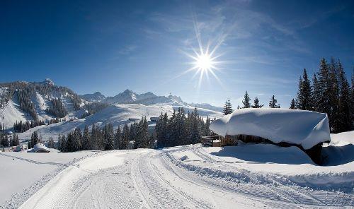 Skigebiet Loferer Alm