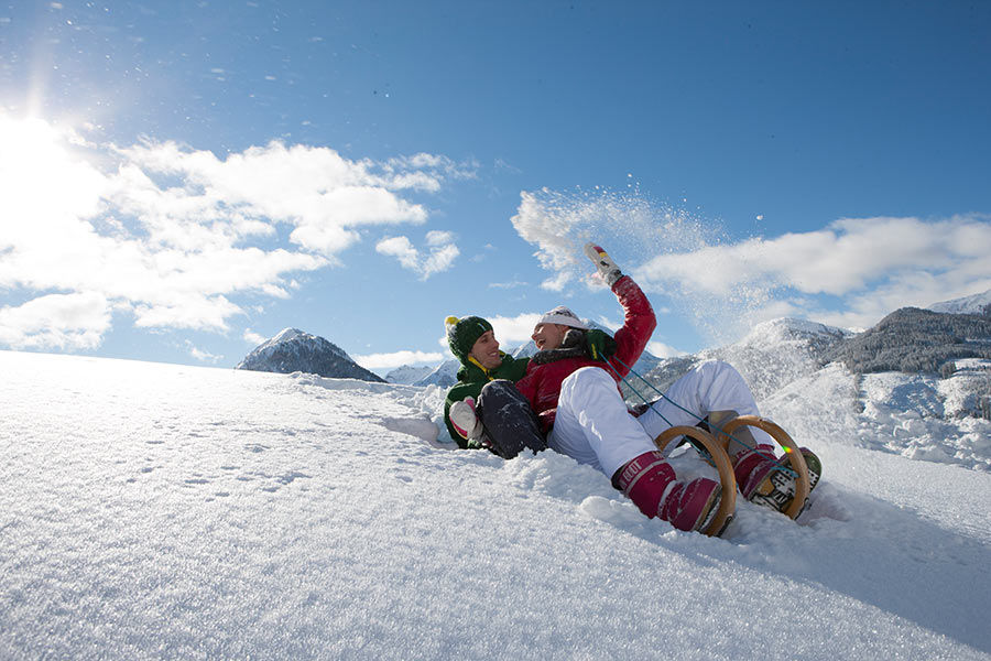 Skischule im Zentrum von Lofer