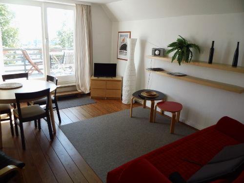 Wohnzimmer-Obergeschoss