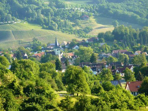 Das idyllische Untersteinbach