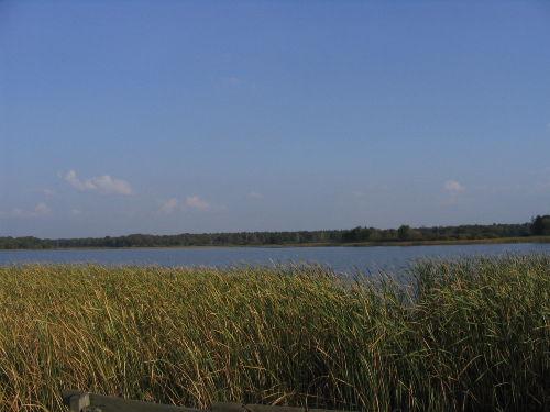 Der Latzigsee bei Rothenklempenow
