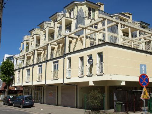 Ansicht Straßenseite-Apartment Bellatrix
