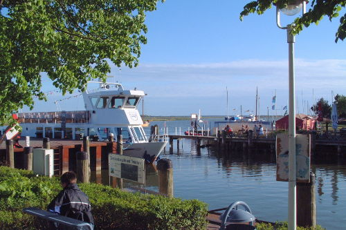 Zingster Boddenhafen
