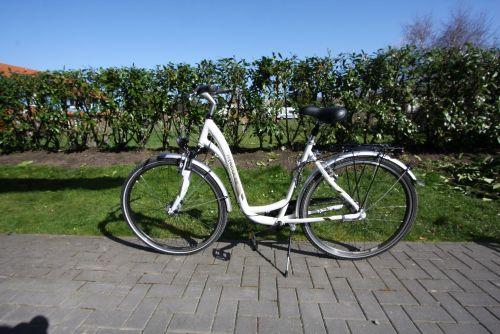 Fahrräder stehen kostenlos zur Verfügung