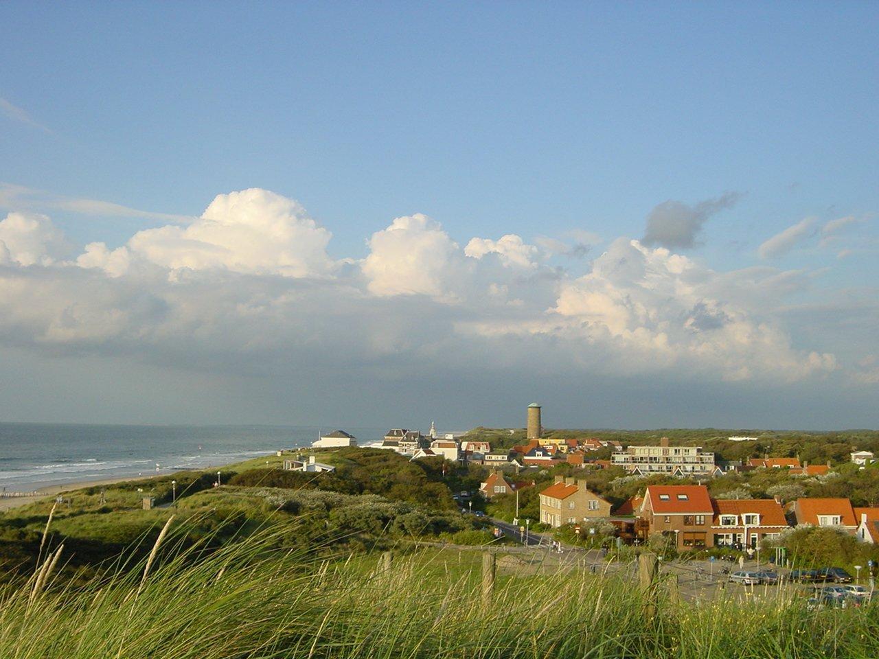 Domburg, Dünen und der Noordzee