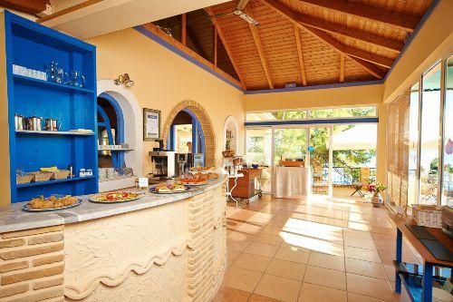 Kaffeebar und Fr�hst�cksbuffet